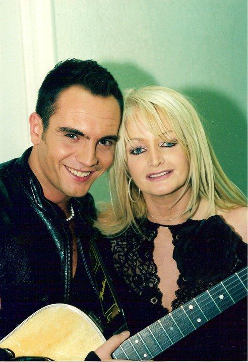 Lorca y Bonnie Tyler
